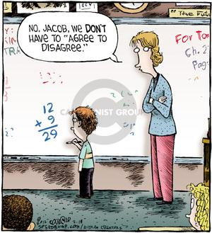 Comic Strip Dave Coverly  Speed Bump 2012-02-18 math student