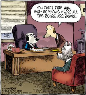 Comic Strip Dave Coverly  Speed Bump 2012-02-27 employer