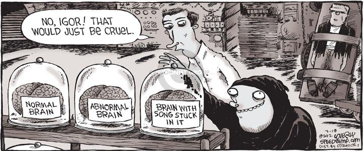 Cartoonist Dave Coverly  Speed Bump 2012-03-18 normal speed
