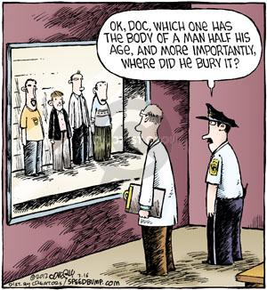 Comic Strip Dave Coverly  Speed Bump 2012-03-16 murder