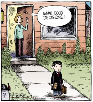 Comic Strip Dave Coverly  Speed Bump 2012-03-29 legal advice