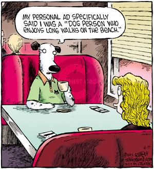 Comic Strip Dave Coverly  Speed Bump 2012-04-17 person