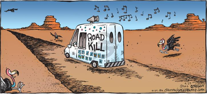 Comic Strip Dave Coverly  Speed Bump 2012-04-29 animal