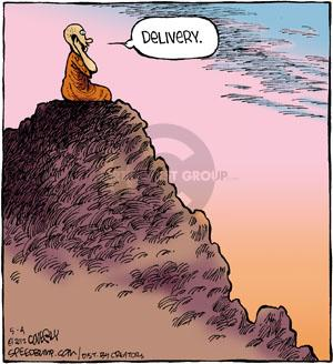 Comic Strip Dave Coverly  Speed Bump 2012-05-04 religion