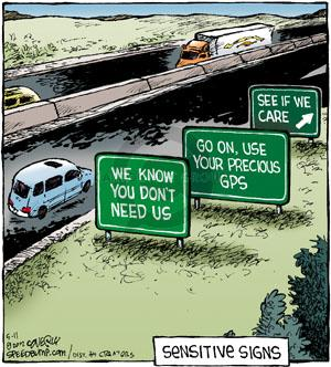 Comic Strip Dave Coverly  Speed Bump 2012-05-11 electronics