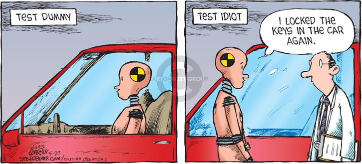 Comic Strip Dave Coverly  Speed Bump 2012-05-27 intelligence