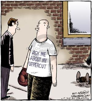 Cartoonist Dave Coverly  Speed Bump 2012-05-17 t-shirt