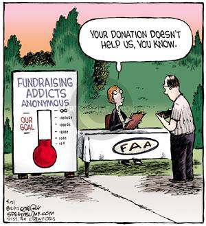 Comic Strip Dave Coverly  Speed Bump 2012-05-21 donation