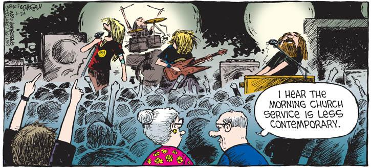 Comic Strip Dave Coverly  Speed Bump 2012-06-24 less