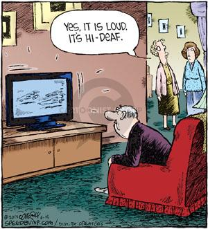 Comic Strip Dave Coverly  Speed Bump 2012-06-15 electronics