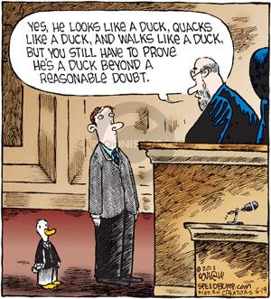 Cartoonist Dave Coverly  Speed Bump 2012-06-19 legality