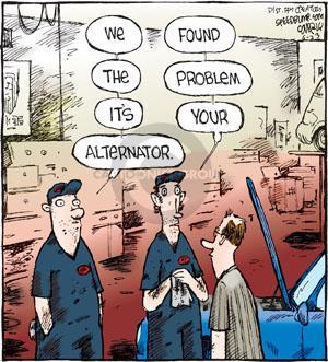 Comic Strip Dave Coverly  Speed Bump 2012-06-23 problem
