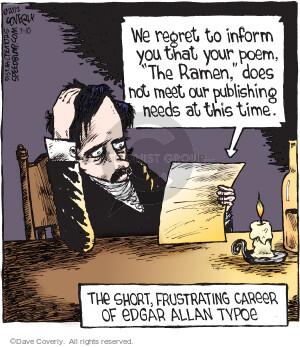 Comic Strip Dave Coverly  Speed Bump 2012-07-10 literature