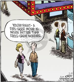 Comic Strip Dave Coverly  Speed Bump 2012-07-14 outside