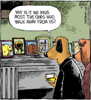Comic Strip Dave Coverly  Speed Bump 2012-08-01 nostalgia