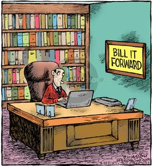 Cartoonist Dave Coverly  Speed Bump 2012-08-20 lawyer