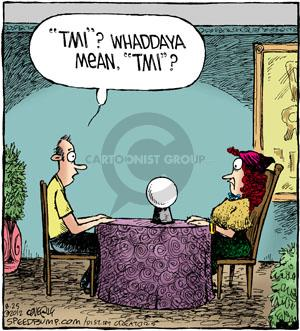 Comic Strip Dave Coverly  Speed Bump 2012-08-25 fortune teller