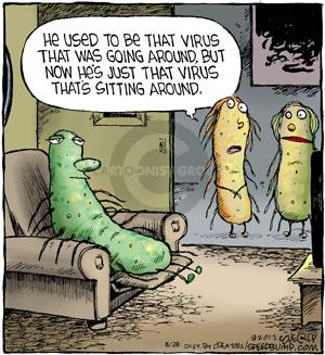 Comic Strip Dave Coverly  Speed Bump 2012-08-28 lifestyle