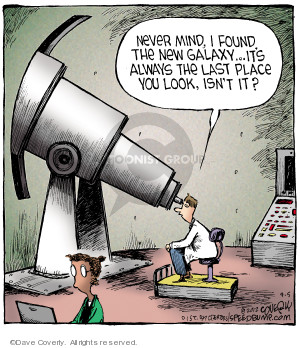 Cartoonist Dave Coverly  Speed Bump 2012-09-05 lose