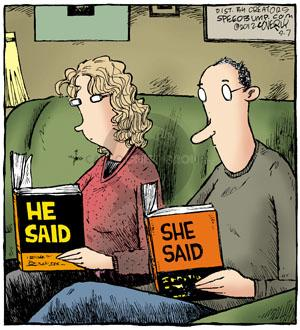 Cartoonist Dave Coverly  Speed Bump 2012-09-07 communicate