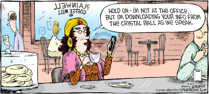 Comic Strip Dave Coverly  Speed Bump 2012-09-23 mobile