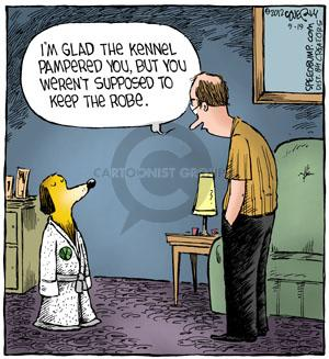 Comic Strip Dave Coverly  Speed Bump 2012-09-19 amenity