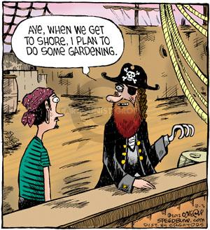 Comic Strip Dave Coverly  Speed Bump 2012-10-03 gardening
