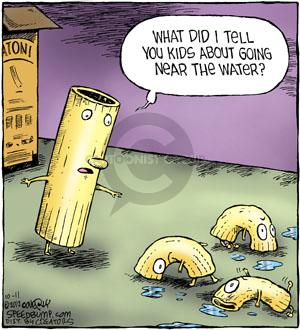 Cartoonist Dave Coverly  Speed Bump 2012-10-11 cooking