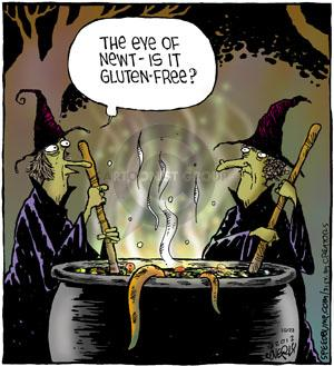 Comic Strip Dave Coverly  Speed Bump 2012-10-23 food ingredient