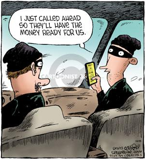 Comic Strip Dave Coverly  Speed Bump 2012-10-25 money