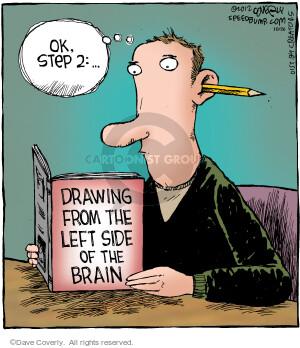 Comic Strip Dave Coverly  Speed Bump 2012-10-26 pencil