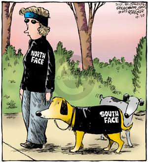 Comic Strip Dave Coverly  Speed Bump 2012-10-30 sniff