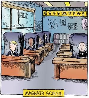 Comic Strip Dave Coverly  Speed Bump 2012-11-13 education