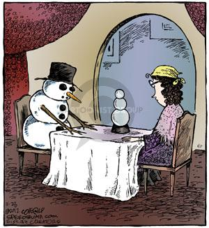 Comic Strip Dave Coverly  Speed Bump 2012-11-28 fortune teller