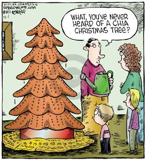 Comic Strip Dave Coverly  Speed Bump 2012-12-01 decoration