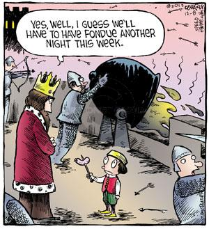 Comic Strip Dave Coverly  Speed Bump 2012-12-08 weapon
