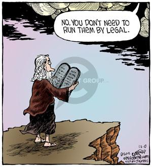 Comic Strip Dave Coverly  Speed Bump 2012-12-10 attorney