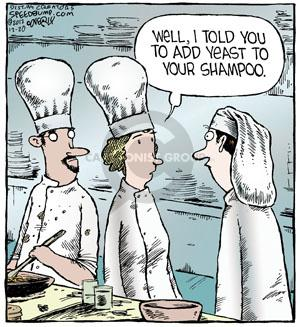 Cartoonist Dave Coverly  Speed Bump 2012-12-20 cooking