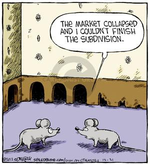 Comic Strip Dave Coverly  Speed Bump 2012-12-31 economy