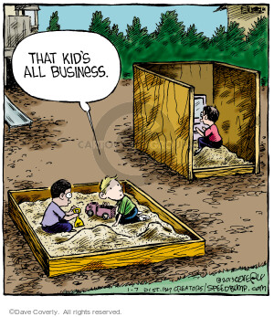 Comic Strip Dave Coverly  Speed Bump 2013-01-07 box office