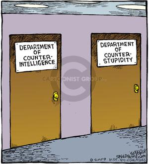 Comic Strip Dave Coverly  Speed Bump 2013-01-18 stupid