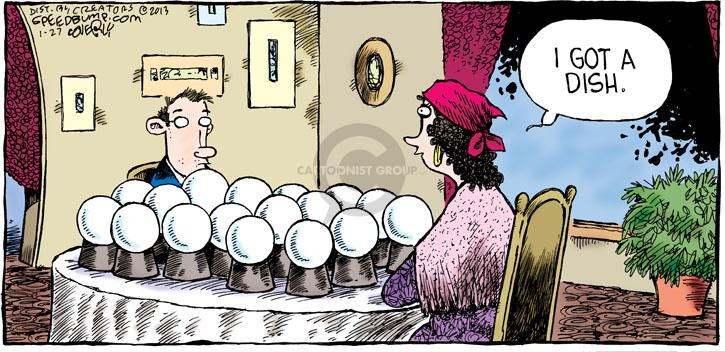 Comic Strip Dave Coverly  Speed Bump 2013-01-27 fortune teller