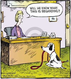 Cartoonist Dave Coverly  Speed Bump 2013-01-21 business