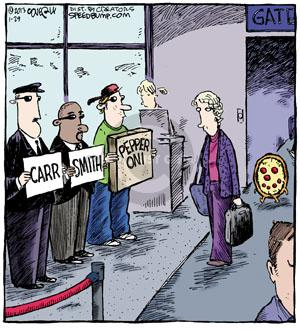 Comic Strip Dave Coverly  Speed Bump 2013-01-29 fly