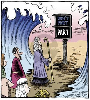 Comic Strip Dave Coverly  Speed Bump 2013-02-19 bible story