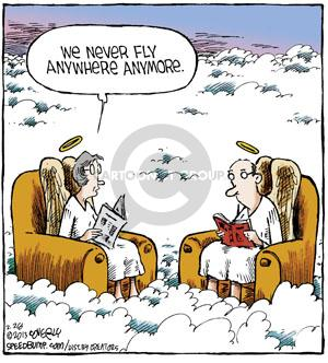 Comic Strip Dave Coverly  Speed Bump 2013-02-28 anymore
