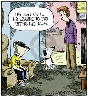Comic Strip Dave Coverly  Speed Bump 2013-03-01 bit