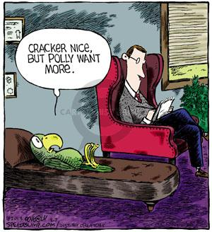 Comic Strip Dave Coverly  Speed Bump 2013-03-07 psychologist