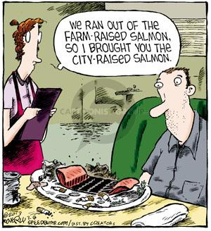 Comic Strip Dave Coverly  Speed Bump 2013-03-08 supply