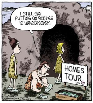 Comic Strip Dave Coverly  Speed Bump 2013-04-06 cave